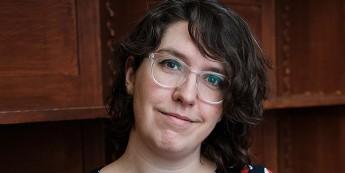 Marie Ayotte, directrice artistique et générale de Théâtre Déchaînés